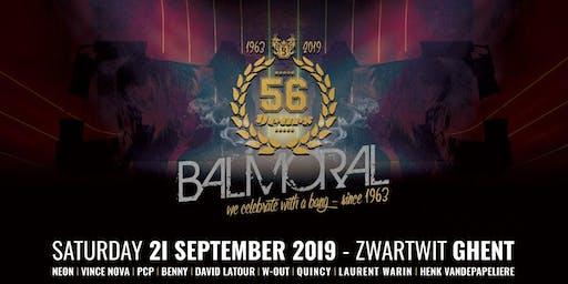 56 Years Balmoral