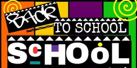 LPMBC Back2School Fair - Vendor Registration tickets
