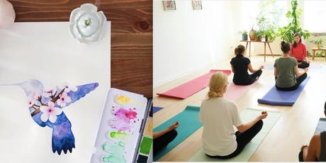 Anyyogi & Paint Workshop tickets