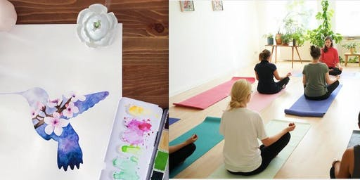 Anyyogi & Paint Workshop