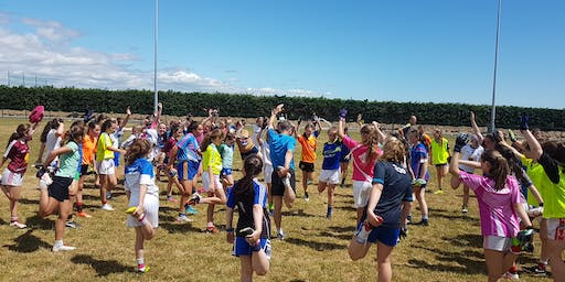 U13 Ladies Gaelic Football Development Academy