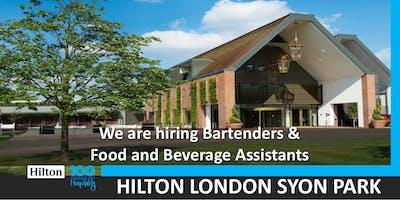 Hilton London Syon Park - Open Day