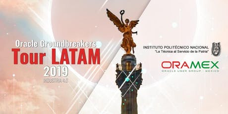 Oracle Groudbreakers Tour LATAM 2019 entradas