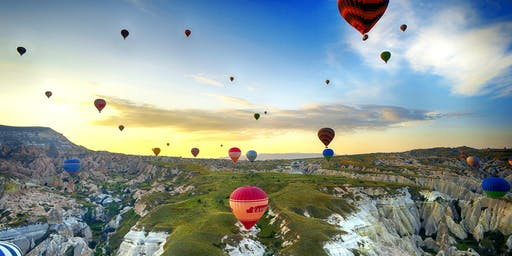 Bristol International Balloon Fiesta | A Panasonic Masterclass