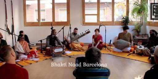 Concierto/Kirtan Música de India con Nama-San-Kirtan