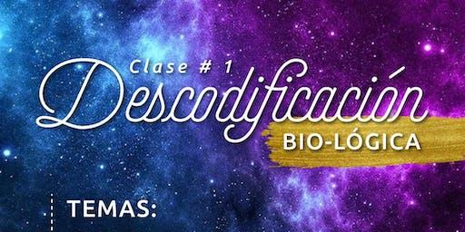 Clase 1 - Curso descodificación Bio-lógica ONLINE