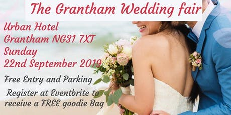 The Grantham Wedding Fair Urban Hotel tickets