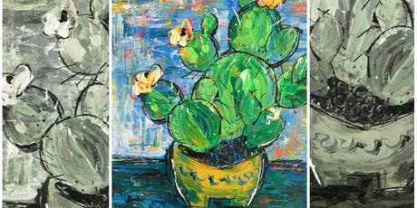 Painting Workshop: Succulent Still Life  tickets