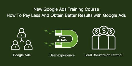 New Google Ads - How to Pay less and get more results with Google Ads tickets