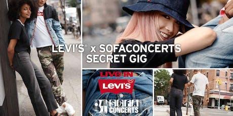 2ERSITZ live bei Levi's X SofaConcerts Tickets