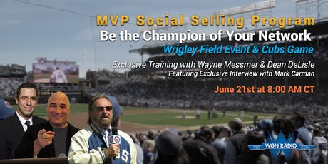 MVP Social Selling Program - Be the Champion of Your Network tickets