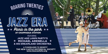2019 Jazz-Era Picnic in the Park at Chappaqua Station tickets
