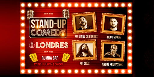 Stand Up Comedy in Portuguese
