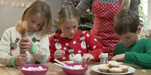 Kids Night Out: Holiday Cookie Night