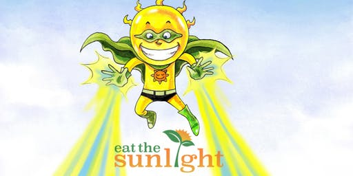 Introducing, the Children's Health Hero, Sunlight Sonny