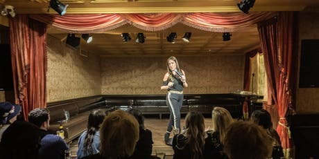 """Does This Make Me Look Spiritual?"" Comedy Show w/Danielle Mercurio tickets"