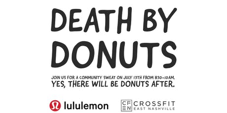 Death by Donuts tickets