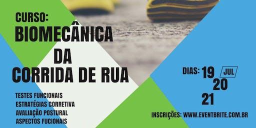 CURSO BIOMECÂNICA DA CORRIDA DE RUA