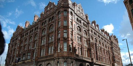 Secrets of the Manchester Midland Hotel: Tour and (optional) tea tickets
