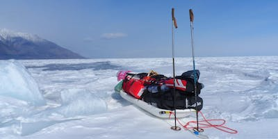 SES Explorer Talk: Rosie Stancer & Mike Laird - Lake Baikal Expedition