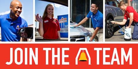 Autobell Car Wash Hiring Event tickets