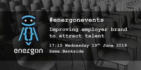 Improving Employer Brand - #energonevents tickets