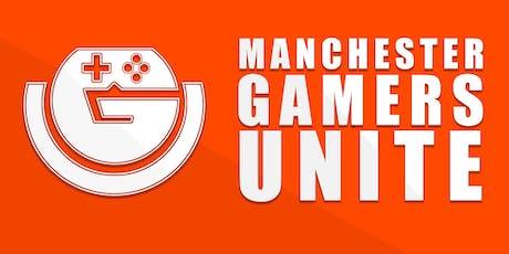 Gamers Unite September 2019 tickets
