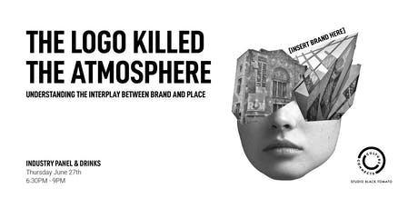 The Logo Killed the Atmosphere Panel tickets