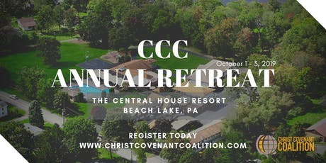 CCC Annual Retreat tickets