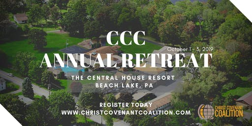 2019 Center-Point Leadership Retreat hosted by CCC