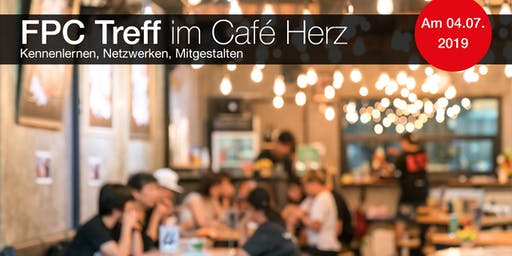 FPC Treff im Café Herz – Kennenlernen, Netzwerken, Mitgestalten
