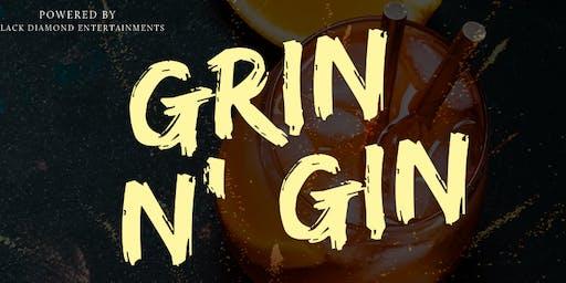Grin & Gin - Comedy Night on Pioneer Cruises