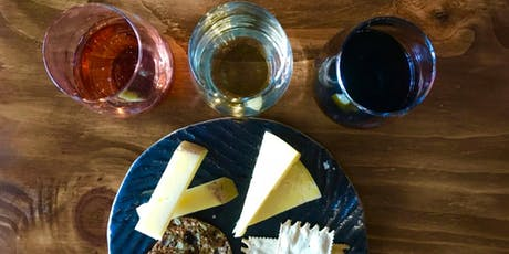 Blind Wine & Cheese Tasting  tickets