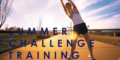 SUMMER CHALLENGE TRAINING IS BACK ! Prenotazione gratuita, paga in palestra