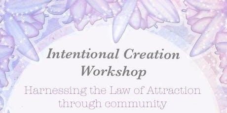 Intentional Creation Workshop tickets