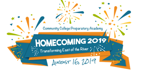 CC Prep Homecoming: Transforming East of the River tickets