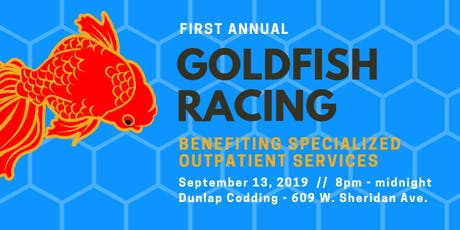 1st Annual Goldfish Races tickets