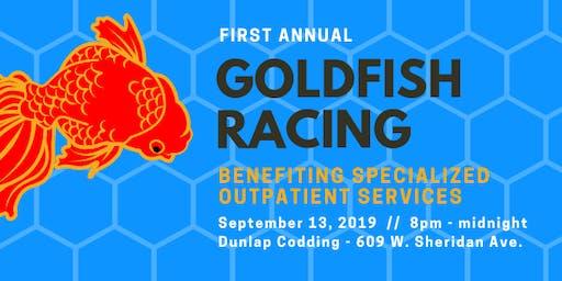 1st Annual Goldfish Races