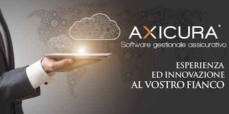 AXICURA - Implementazioni sul tema IDD e GDPR biglietti