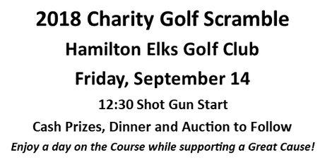 "2019 ""WHIF"" with a Purpose Charity Golf Outing tickets"