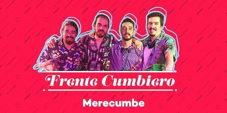 FRENTE CUMBIERO EN MADRID entradas