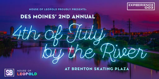 4th of July by the River (Des Moines)
