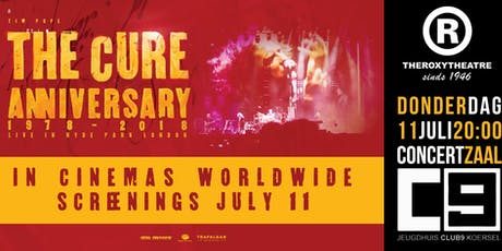 The Cure 'Anniversary 1978-2018'-Live in Hydepark London tickets