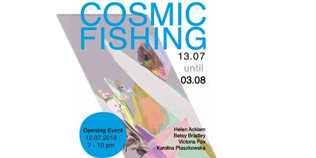 Cosmic Fishing tickets