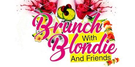 Brunch With Blondie And Friends  tickets