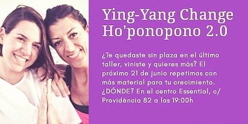 Yin Yang Change Ho'ponopono 2.0