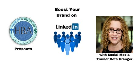 Boost Your Brand on LinkedIn tickets