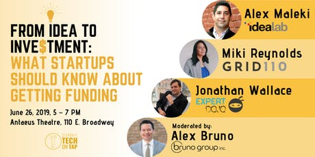 From Idea to Investment: What Startups Should Know About Getting Funding tickets