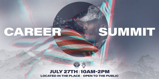 2nd Annual Career Summit - The Potter's House Military & Veterans Ministry