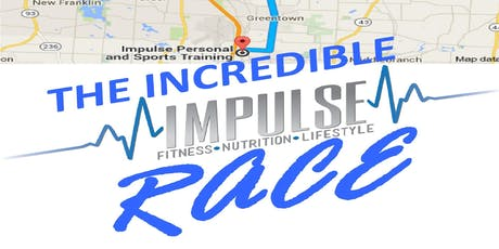 The 2019 Incredible Impulse Race tickets